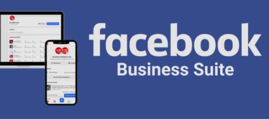 Hoe werkt de facebook business suite