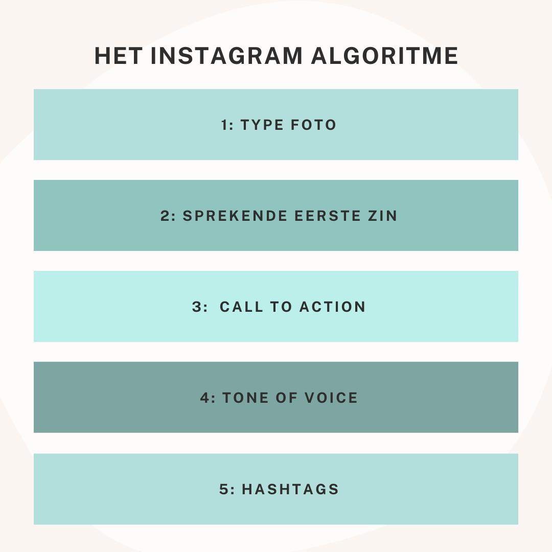 Tips Instagram Algoritme
