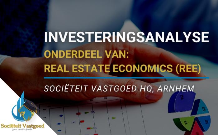 Investeringsanalyse Sociëteit Vastgoed Academy