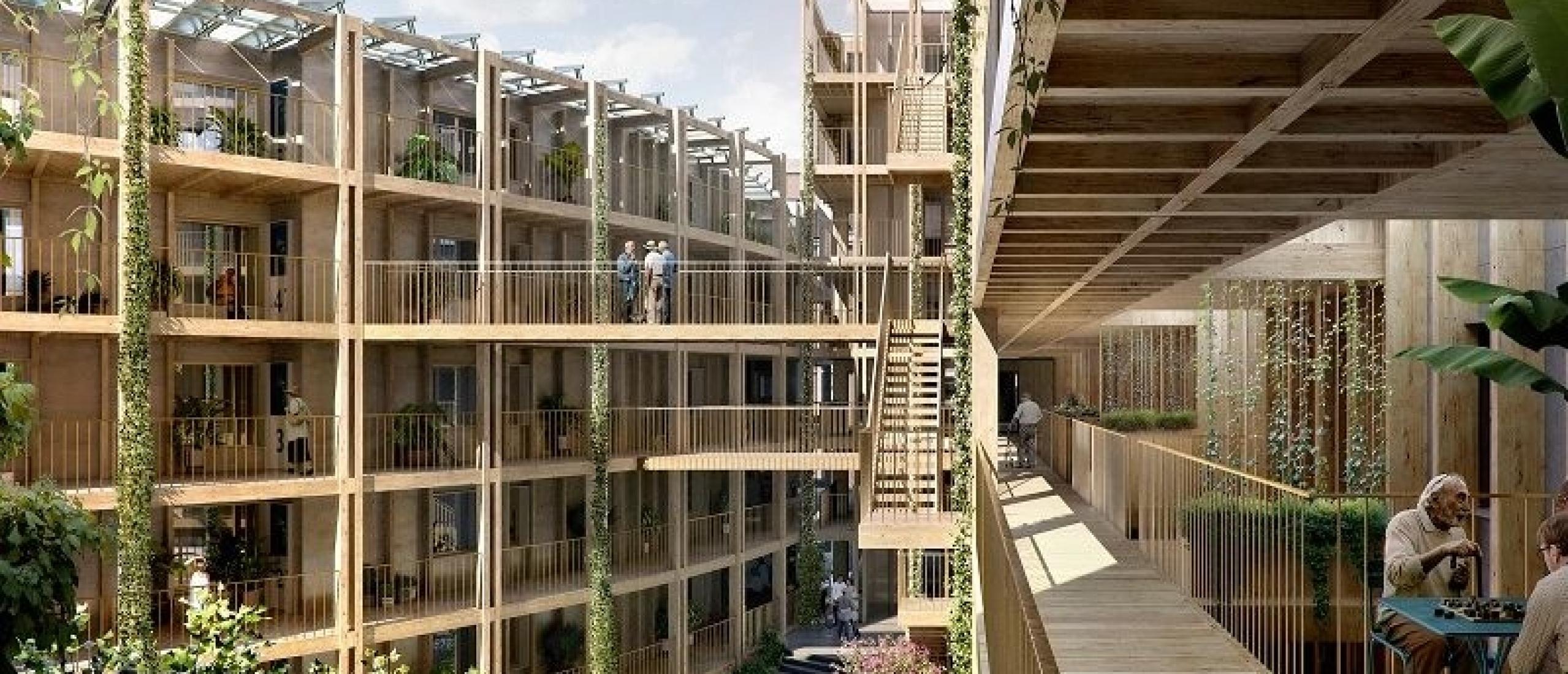 Legends: 150 appartementen voor 55+'ers in Leidsche Rijn