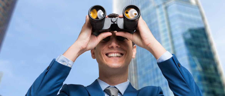 Golf van optimisme spoelt door vastgoedsector