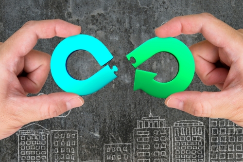 Circulair Innovation Network (CARTOUCHE) Sociëteit Vastgoed