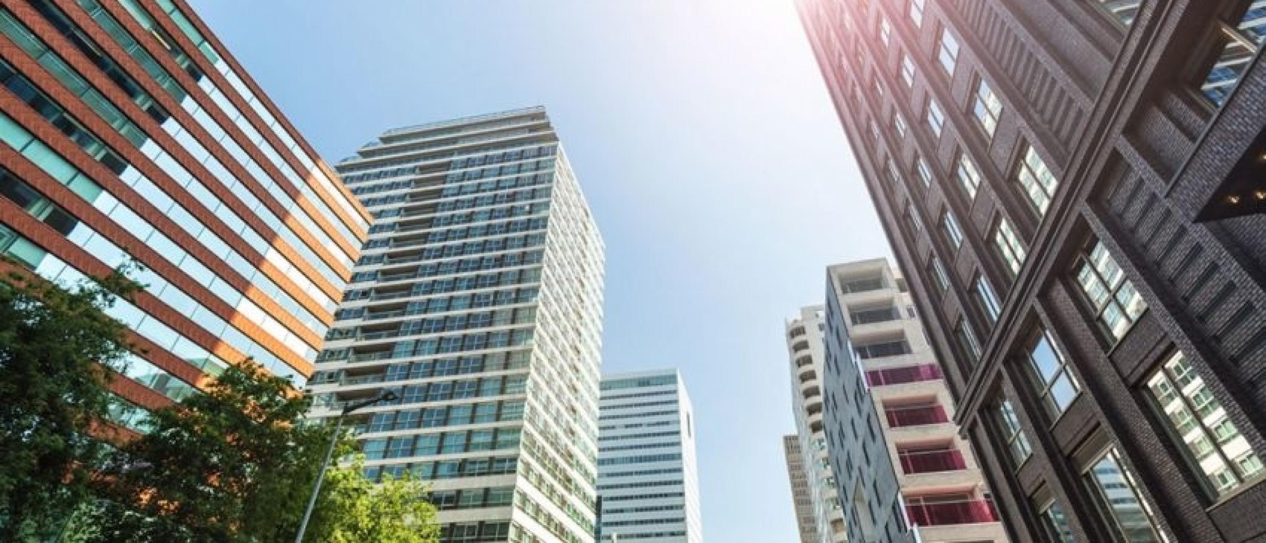 Herstel Amsterdamse kantorenmarkt zet naar verwachting door