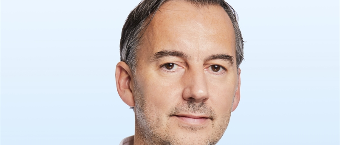 Bas Ambachtsheer nieuwe Chief Technology Officer bij Colliers