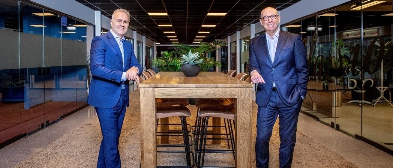Bob Mols nieuwe directeur van Asito en Remko Stolk nieuwe CEO van HEYDAY