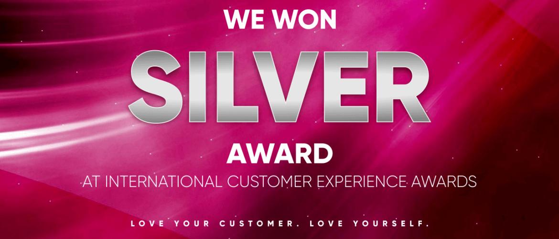 ZIEZODAN wint Silver Award