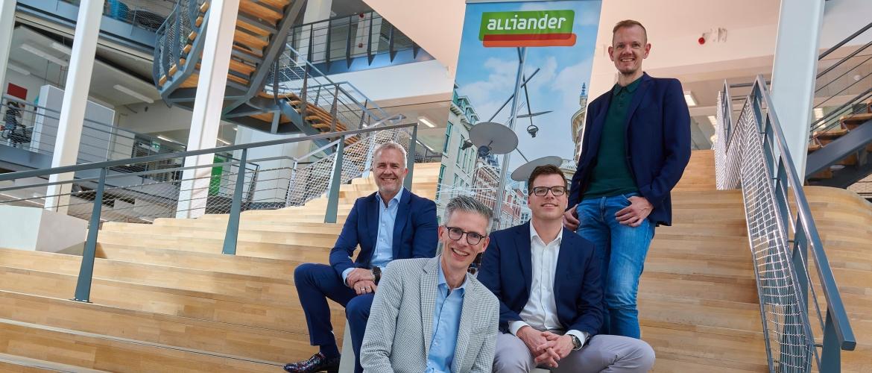Alliander selecteert HEYDAY als IFM-partner
