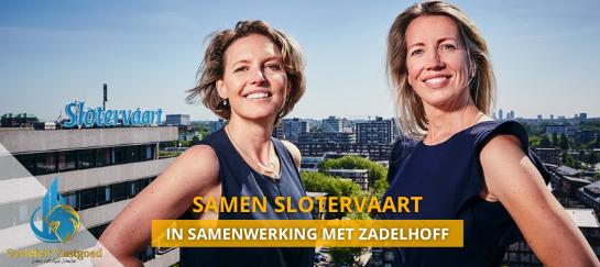 Samen Slotervaart Zadelhoff Sociëteit Vastgoed