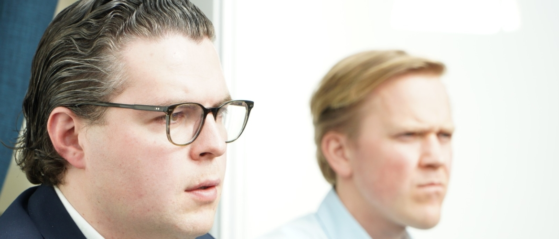 Thimo de Vries REE MSV doorloopt met succes Post Master Educatie Sociëteit Vastgoed Academy