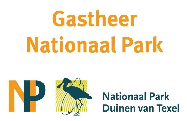 gastheer nationaal park duinen van texel