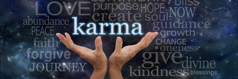 karma als opportuniteit om spirituele groei te creëren