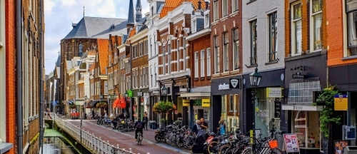 Beleggingspanden Amsterdam