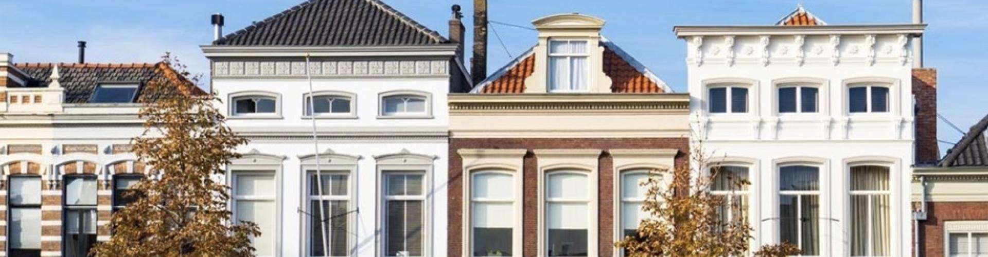 Huis erven met hypotheek