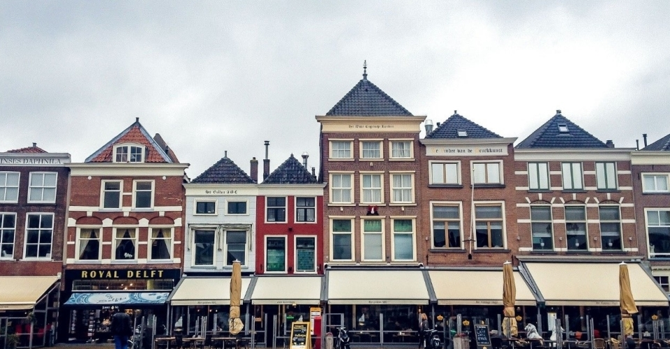 Beleggingspanden Delft