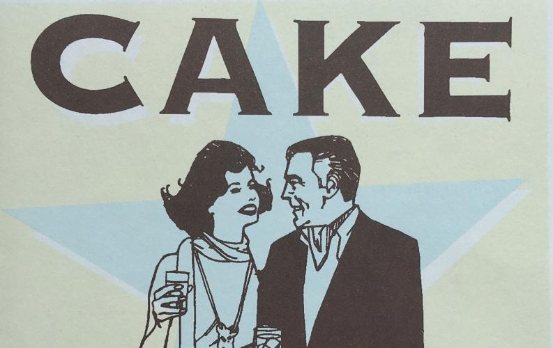 Forgotten Song Friday Cake met Short Skirt / Long Jacket