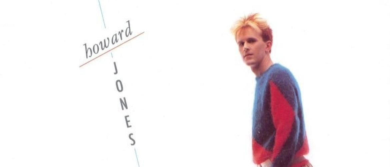 Forgotten Song Friday, Howard Jones - New Song