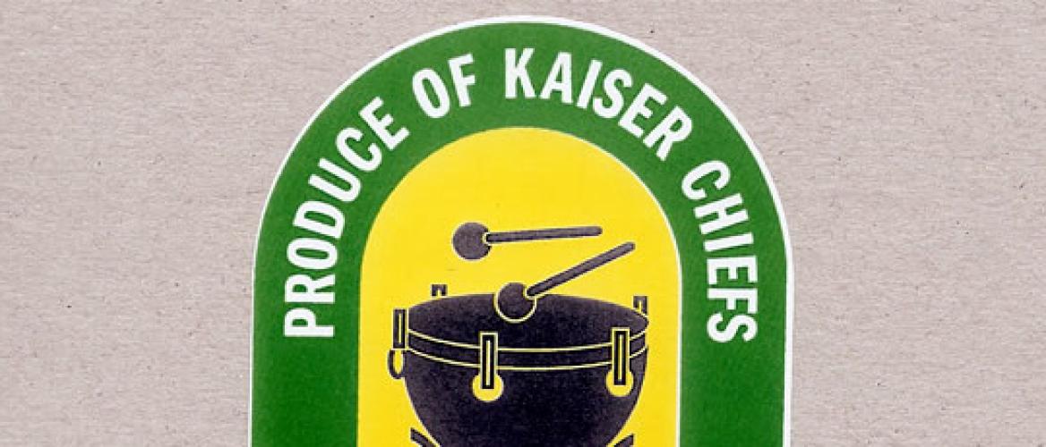 Forgotten Song Friday, Kaiser Chiefs - Never Miss A Beat