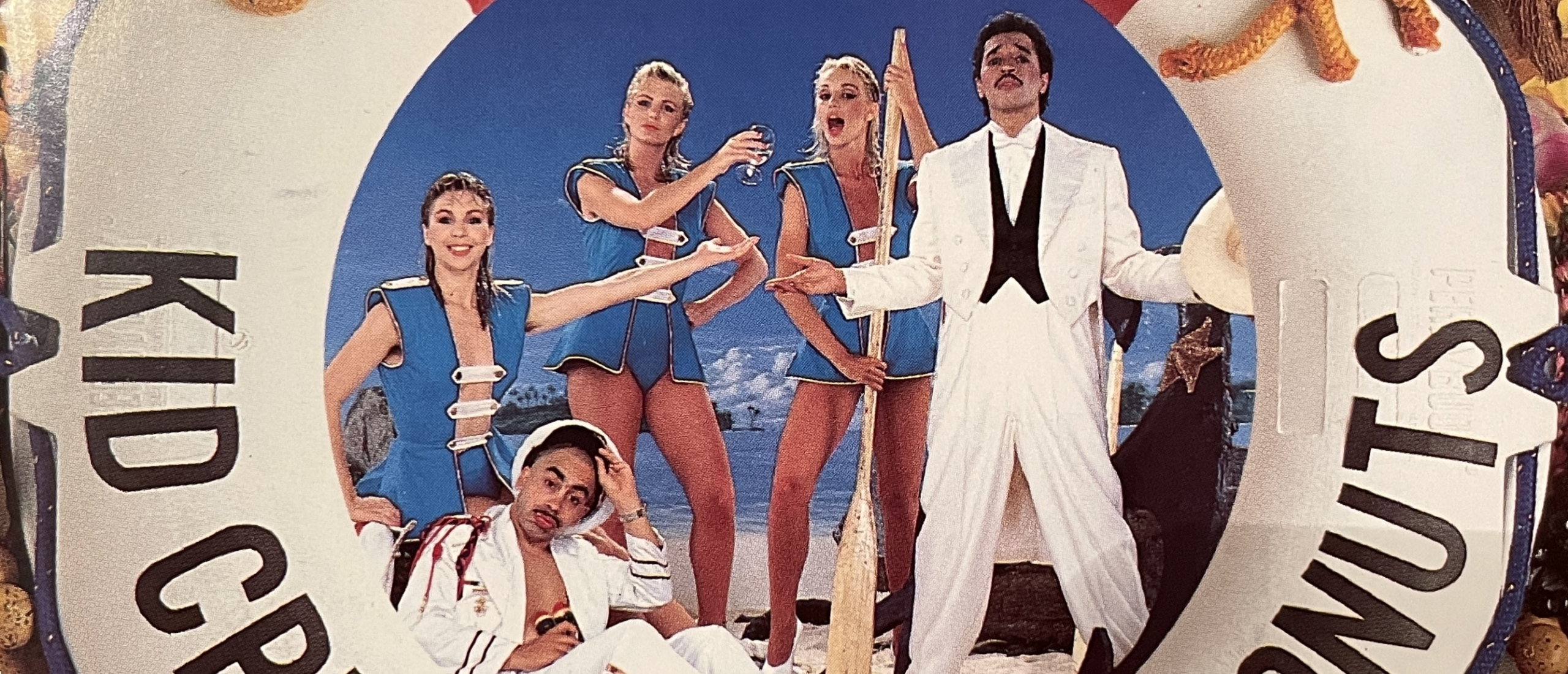 Forgotten Song Friday Kid Creole & The Coconuts met Welcome To The Lifeboat Party, Child