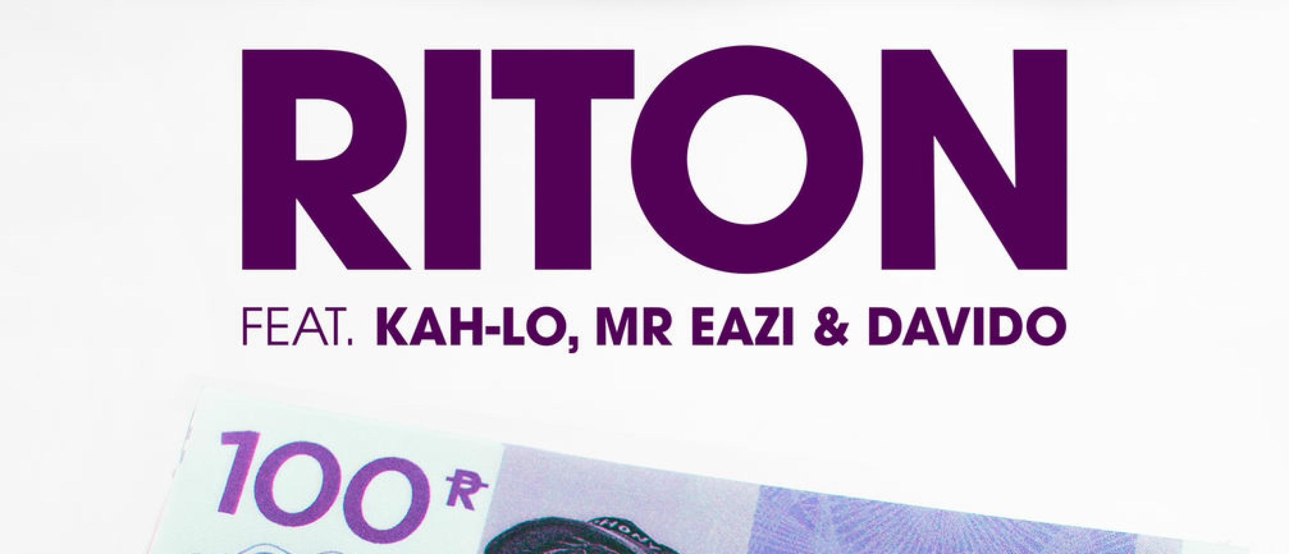 Forgotten Song Friday Riton met Money