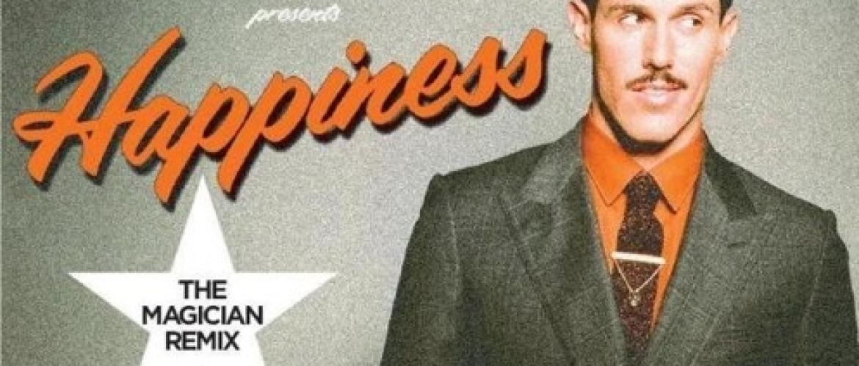 Forgotten Song Friday Happiness van Sam Sparro (The Magician Remix)