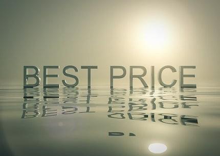 prijs bepalen