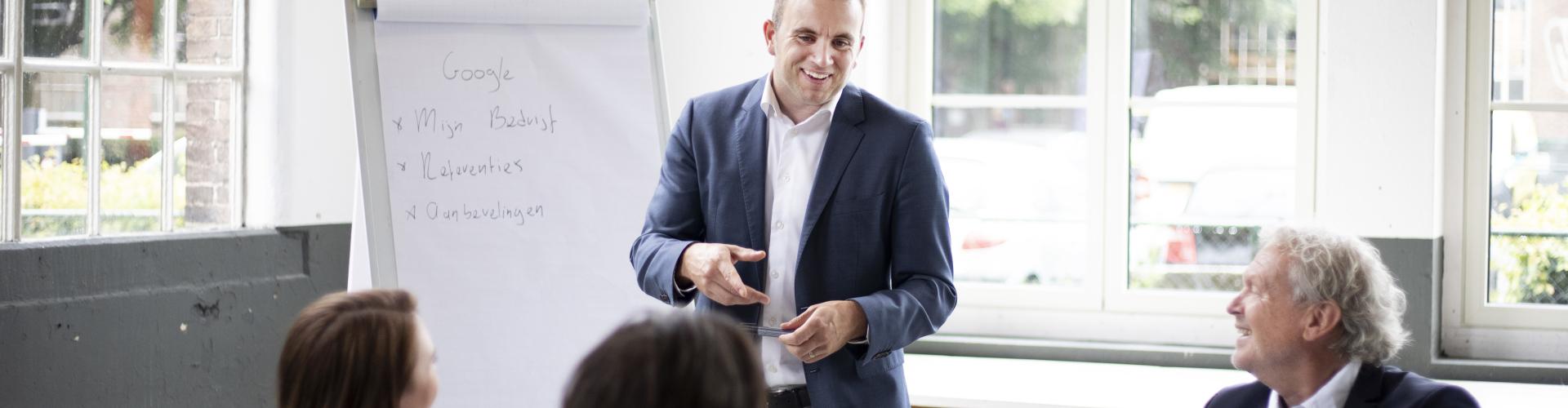 Verhoog je omzet door businesscoaching