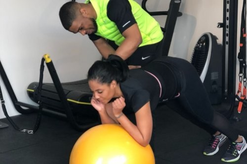 personal training in amsterdam en ijburg