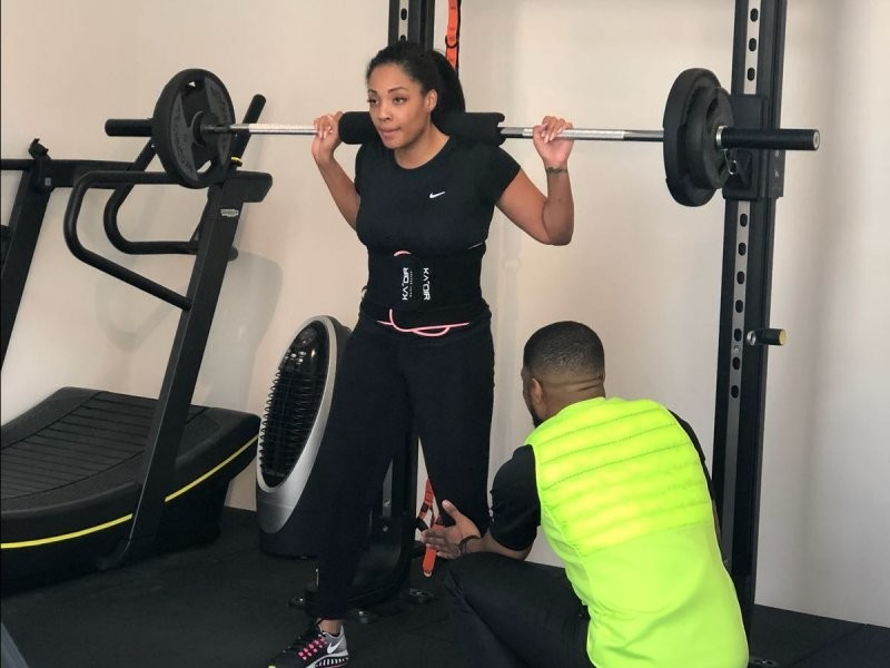 Personal training in amsterdam