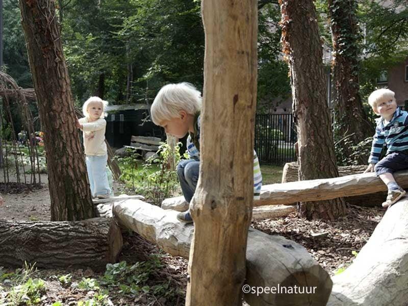 klimboom voor peuters