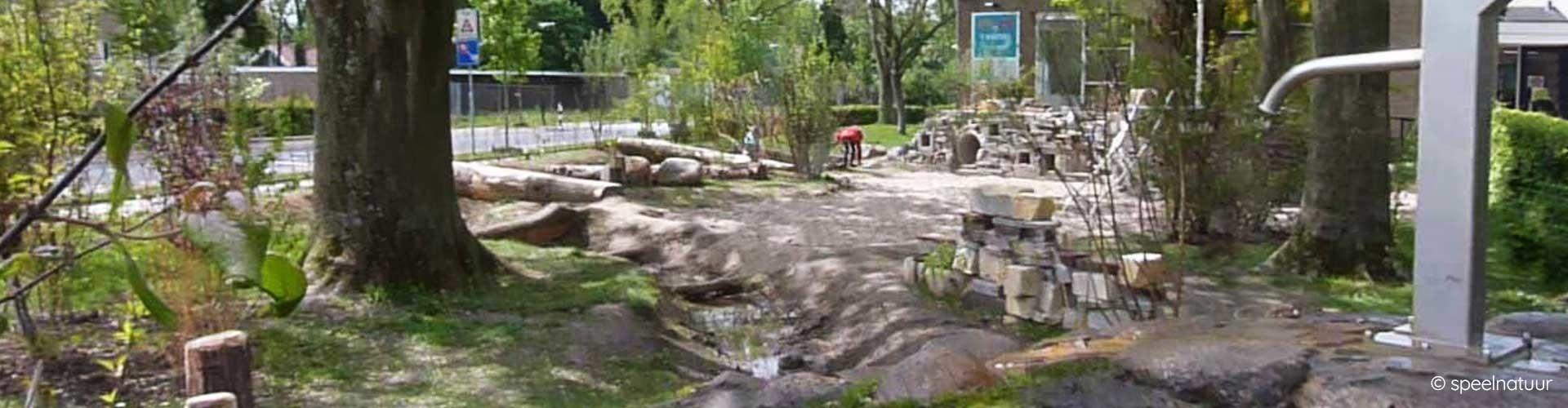 ontwerper groen schoolplein
