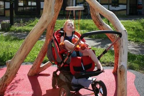 ontwerper samenspeeltuin inclusive playgrounds