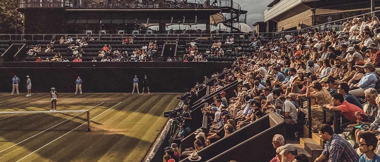 Hoe verloopt het Wimbledon tennistoernooi?