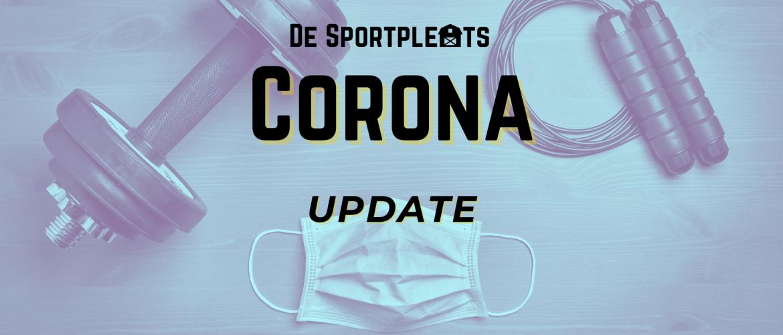 Maatregelen Coronavirus Update 22 januari