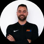Personal trainer Klaas
