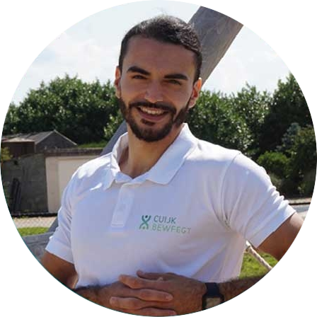 Personal trainer Osama