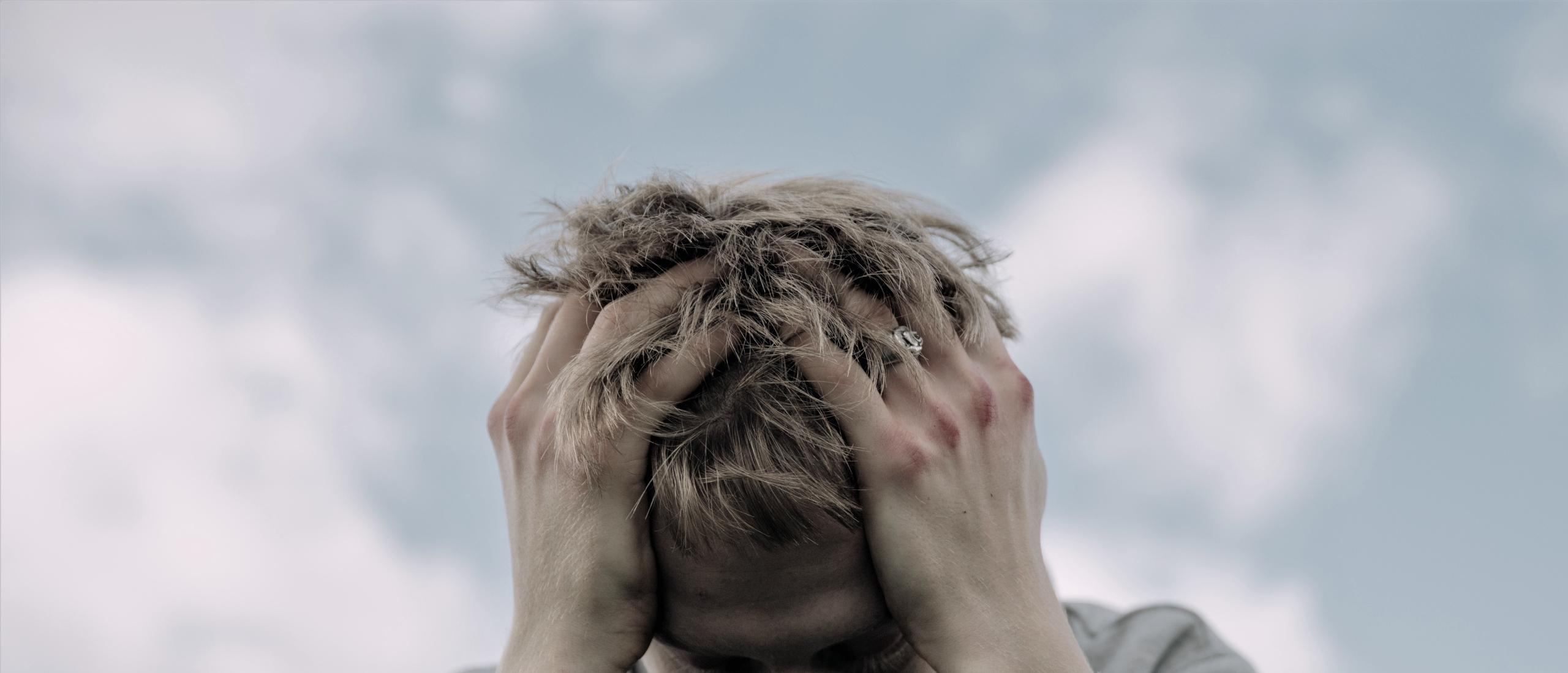 Bultjes op hoofdhuid