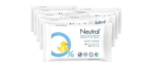 Neutral baby doekjes