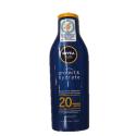 nivea zonnebrand protect & hydrate