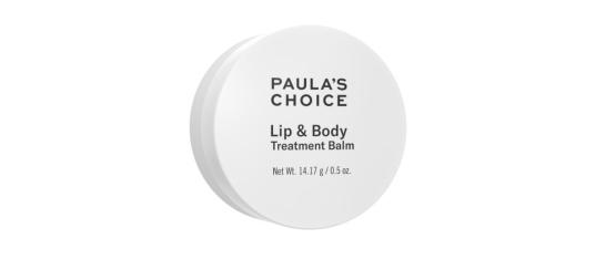 paula's choice lip body balm