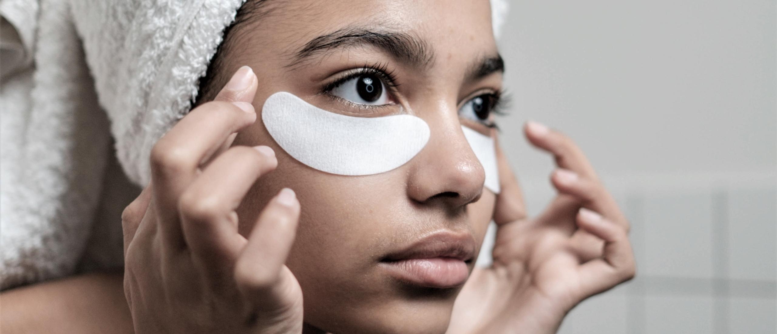 Huidtherapeutische review: No7 Radiance oogmasker