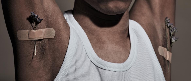 Huidvriendelijke deodorant voor gevoelige oksels