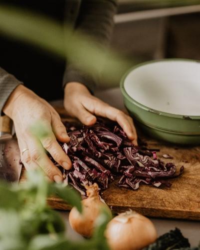 vaker vegetarisch koken