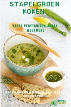 gratis weekmenu vaker vegetarisch koken