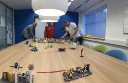 LEGO SERIOUS PLAY / bricks-2-result workshop