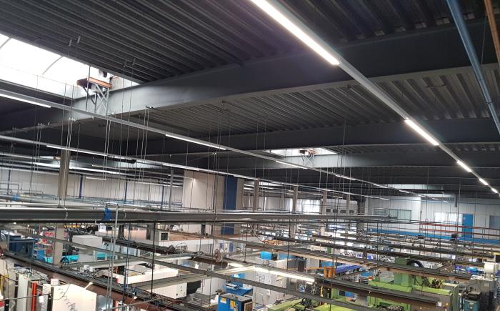 Productie fabriek led