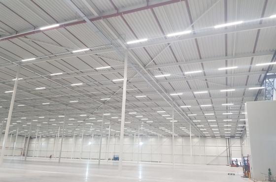 Warehouse led