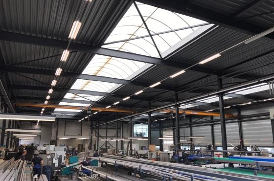 machinefabriek led