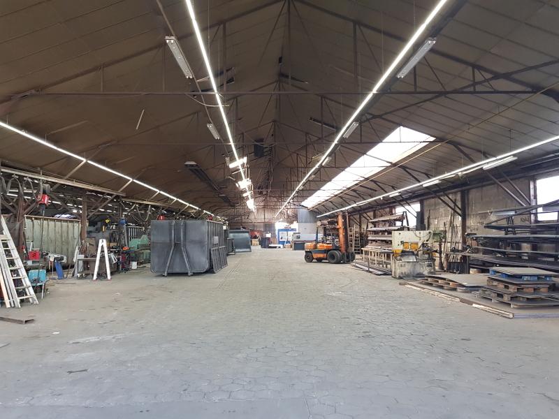 Vernooij Containers fabriek