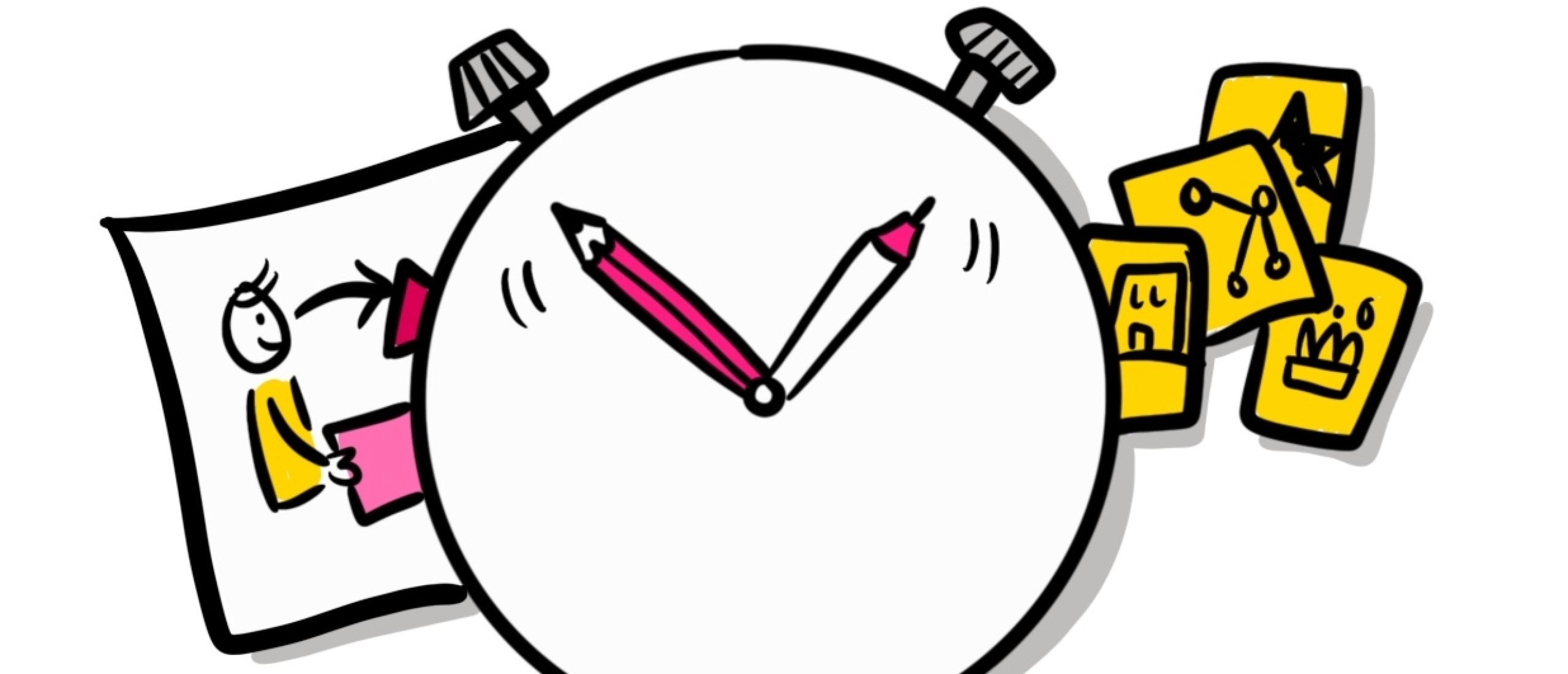 Hoe je makkelijk tijd en ruimte maakt om te oefenen met tekenen