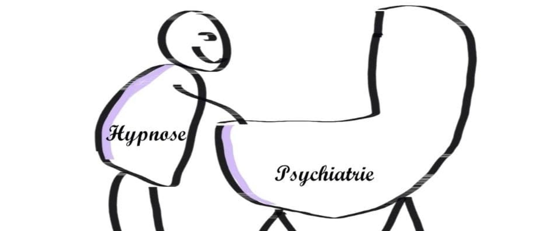 Hypnose stond aan de wieg van de psychiatrie